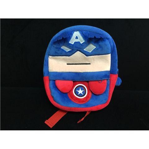 #Marvel #Avenger #Captain #America #plush #bag #handbag #backpack