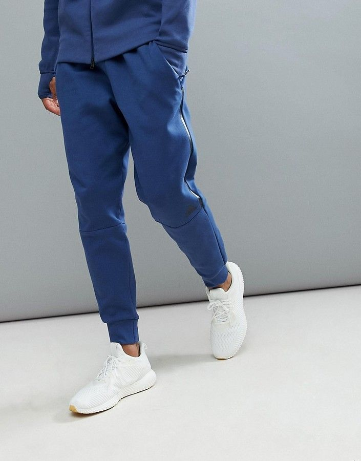 outlet store 253c0 f913f adidas ZNE Striker Pants In Navy CY3502
