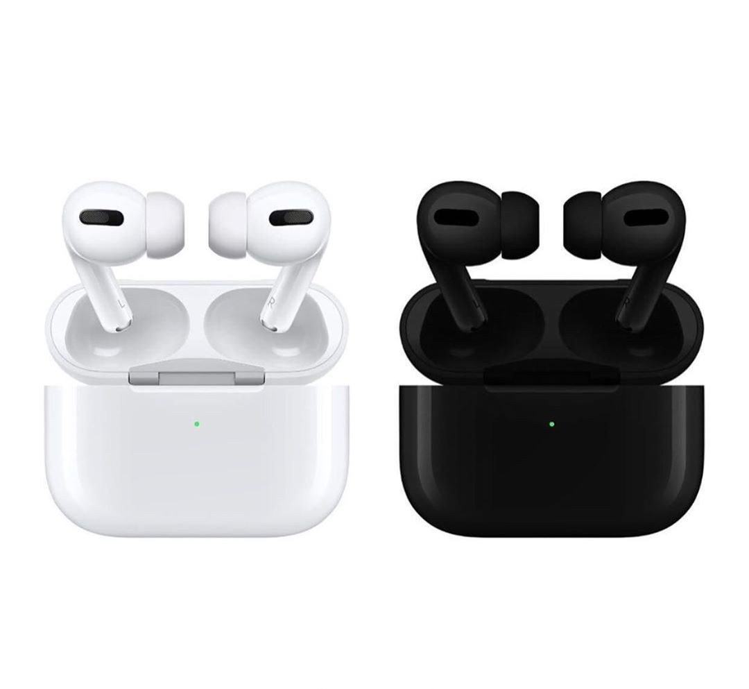 Would You Have Preferred The New Apple Airpod Pro In Color Black Get It Here N115000 Iphone Cases Iphone Iphone Background