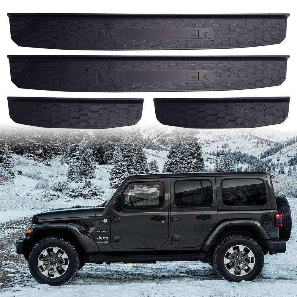 Jeep Wrangler Accessories Luxury For 2018 2019 Jeep Wrangler Jl