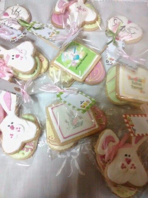 Cookies de Pascua