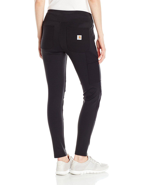 6cec9b3ab24af Amazon.com: Carhartt Women's Force Utility Legging: Clothing | cute ...