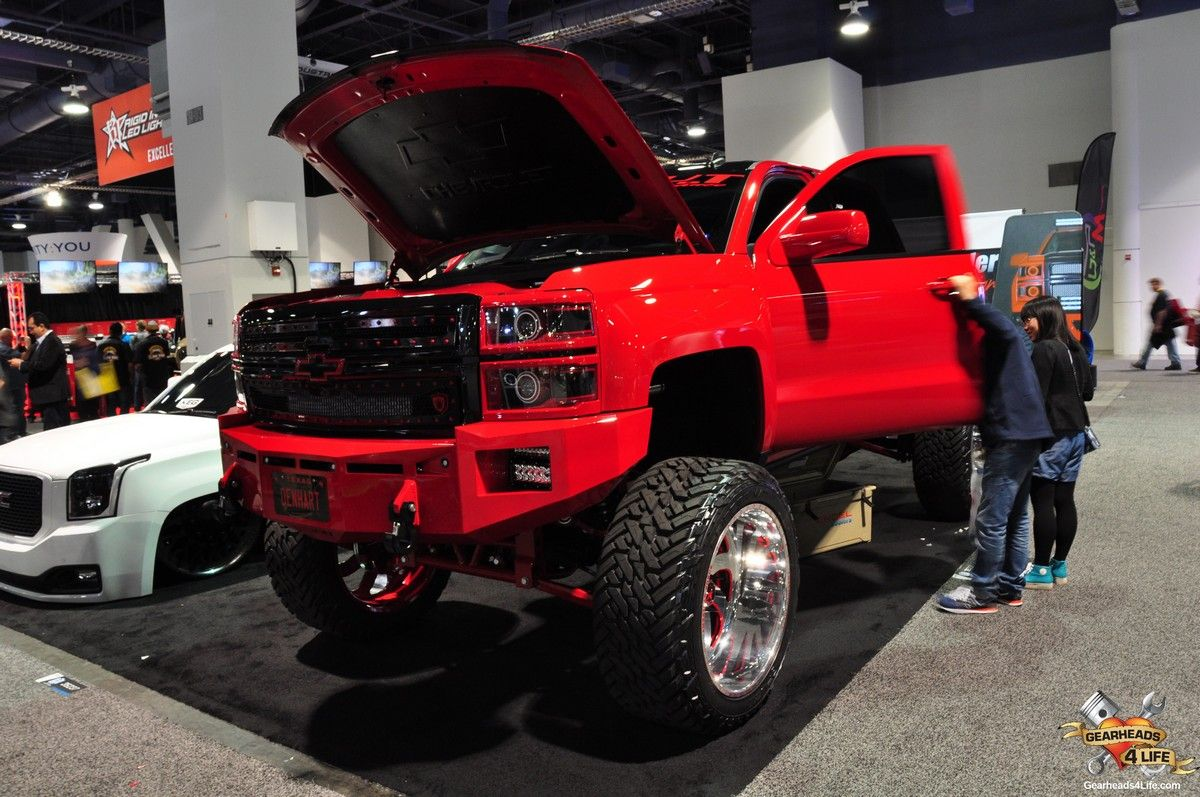 Photo Gallery from SEMA 2015. http//www.gearheads4life