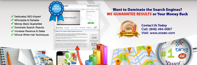 Orange County SEO company shared their affordable seo services with money back guarantee and incredible results in proven results. Visit it below now, to know more about this. #OrangeCountySEO