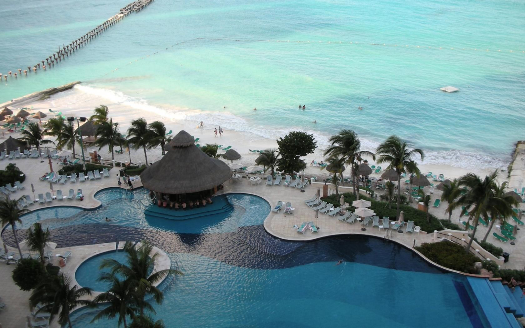 Mexico Swimming Pools Cancun Cancun Resorts Cancun Beaches Mexico Beach Resorts