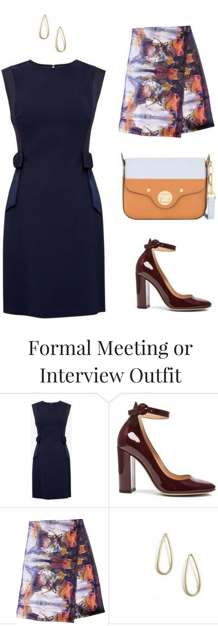features of a formal meeting