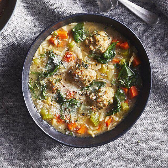 Easy Italian Wedding Soup Recipe in 2020 Italian