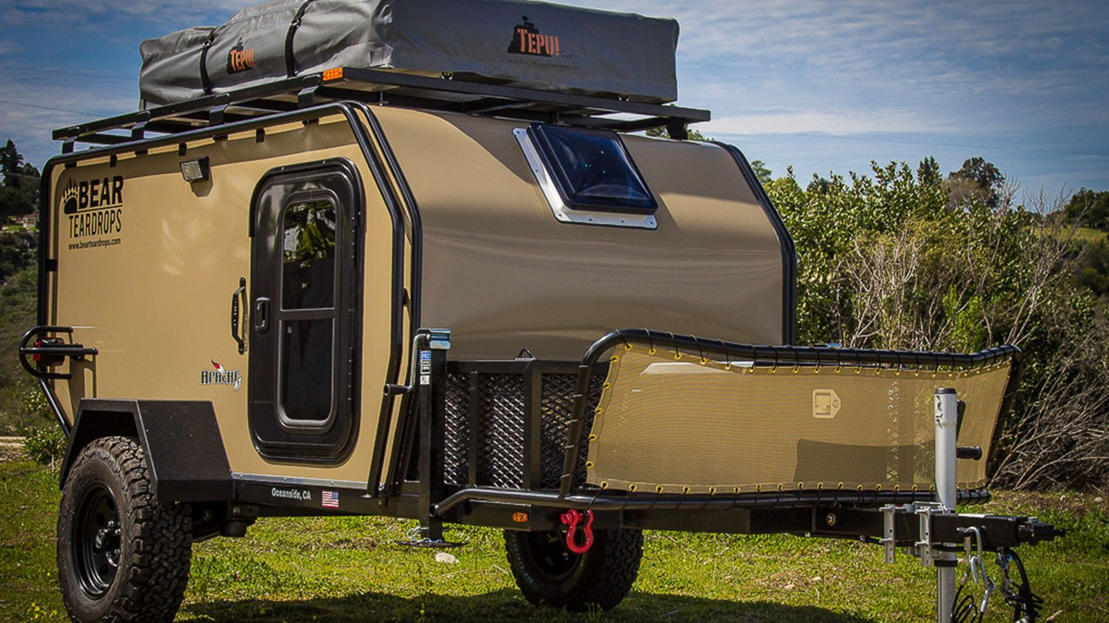 The Best Small Off Road Camping Travel Trailers You Can Buy Remolque Camping Remolques De Viaje Casa Rodante