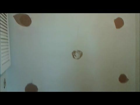 How To Repair Torn Drywall After Removing Wall Mirror Step By You