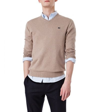 Lexington Clothing Company Fall Collection 2016, Men. Nicholas V-Neck Sweater.
