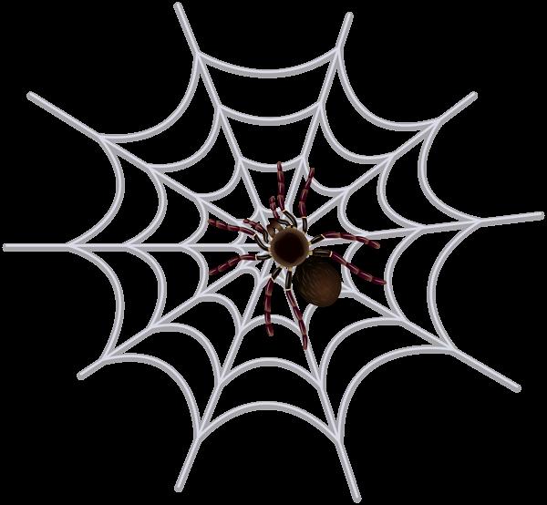 spider web transparent clip art image halloween