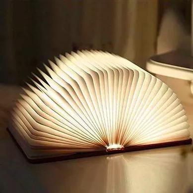 Livre Lumineux Lampe Design Originale Branchee En Usb