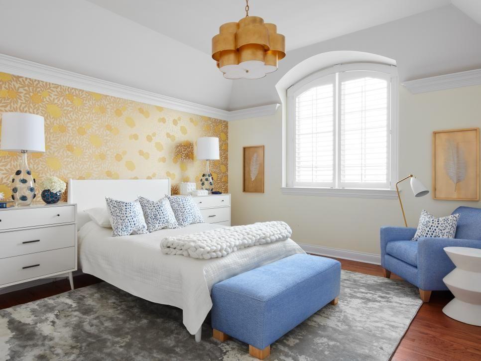 20 Inviting Master Bedroom Color Schemes   bed   Bedroom ...