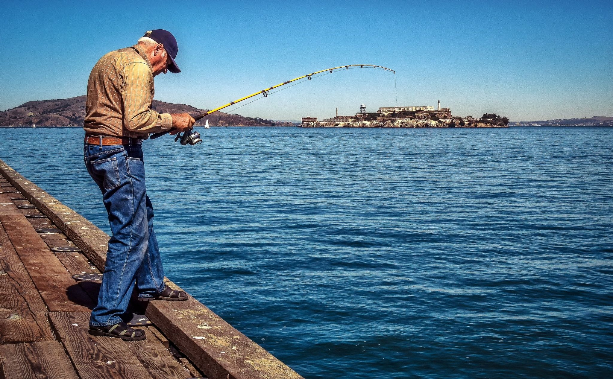 Image result for man fishing