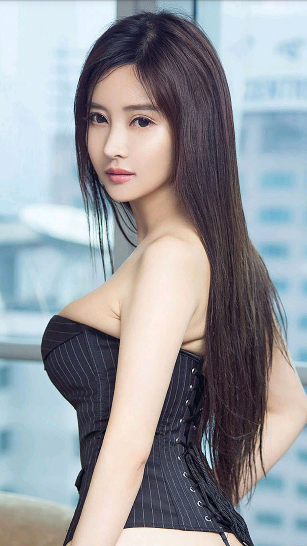 Hot female asian models
