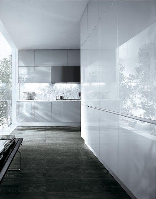 verenna kitchen | Poliform....http://www.pinterest.com/valerielet/ambiance/