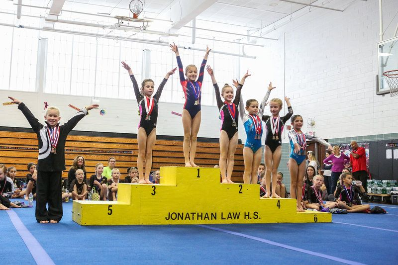Next Dimension Level 3 CT Judges Cup 11.15.14 Milford, CT