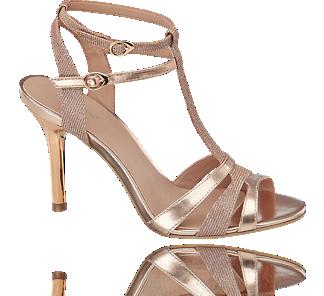 69d19fd9fd0c Heels · Graceland T-Bar Sandals Bridesmaid Shoes