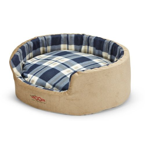 SNOOZA BUDDY PET BED - TOWN & COUNTRY