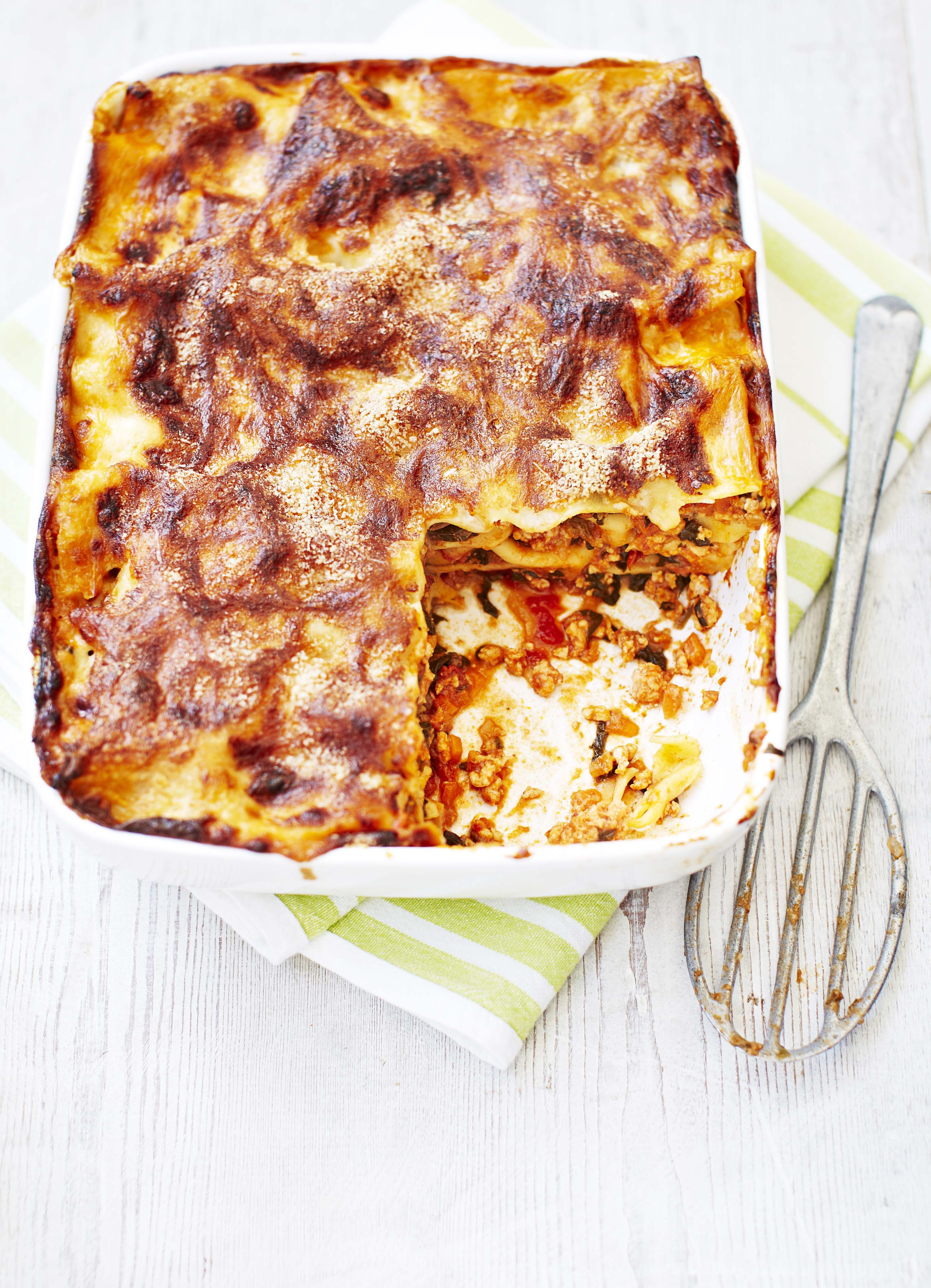 Healthier lasagne | Recipe | Food recipes, Lasagne recipes ...