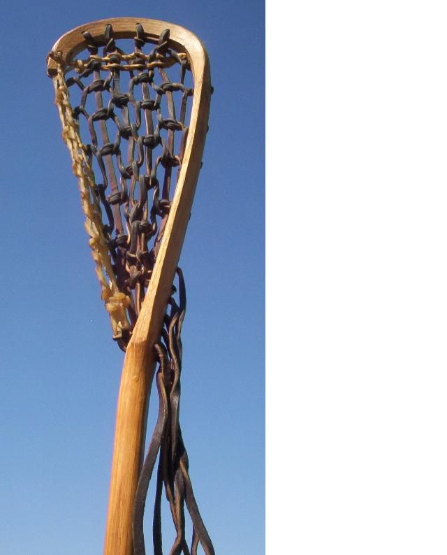 Wooden Lacrosse Stick Man I Love These Chicks W Sticks