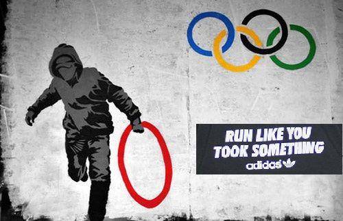 streetart reclame