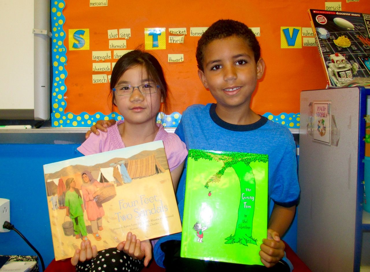 Read Aloud Lessons To Foster Friendships