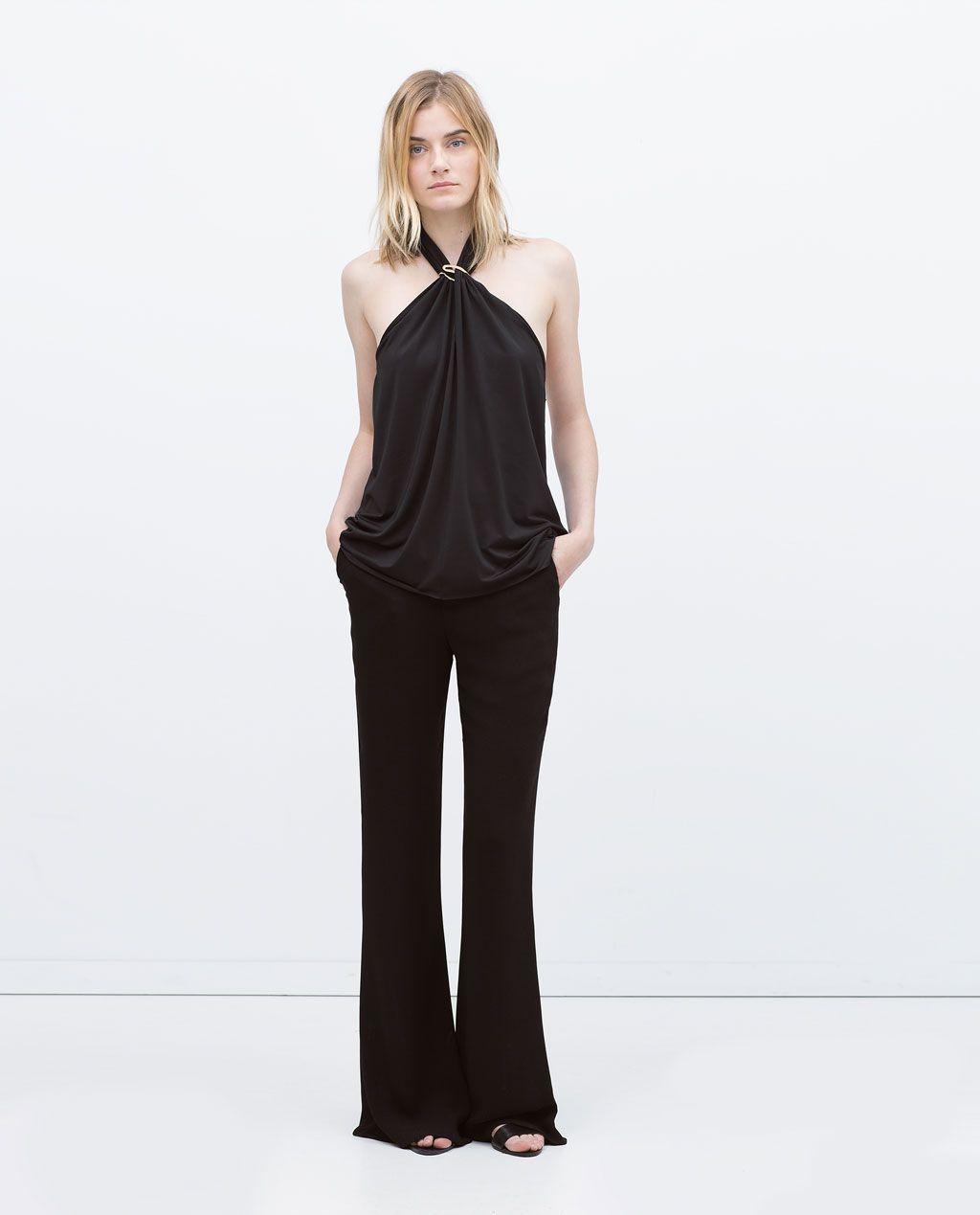 último gran descuento comprar popular Image 1 of from Zara | Dresses | Zara, Camisetas, Mujeres