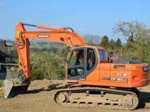 Image of Daewoo-Doosan-Dx180lc-Crawler-Excavator-Service-Catalogue-Manual-300x224