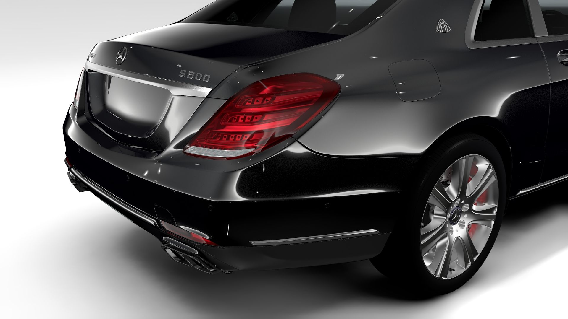 Mercedes Maybach Pullman Guard 2017 Benz s, Mercedes