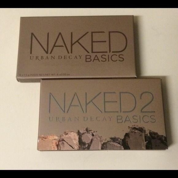 """Selling this """"Naked basic and naked basic 2 bundle bnib"""" in my Poshmark closet! My username is: azgar27. #shopmycloset #poshmark #fashion #shopping #style #forsale #Urban Decay #Other"""