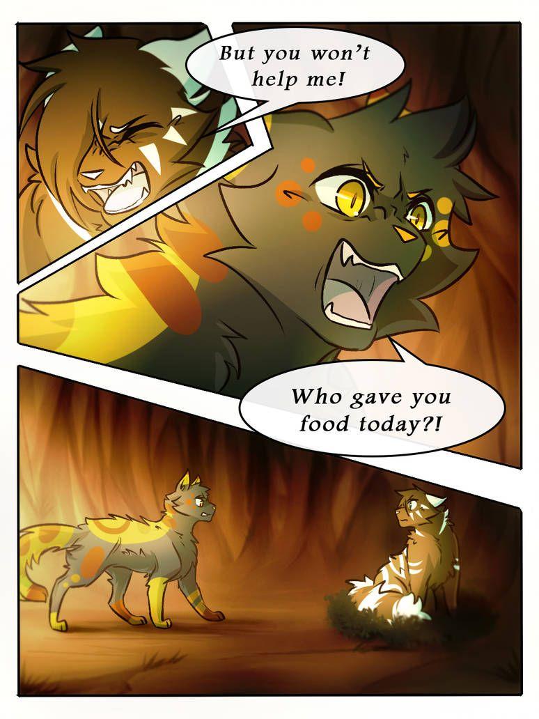SR Comic Pg 78 by RiverSpirit456 Warrior cats comics
