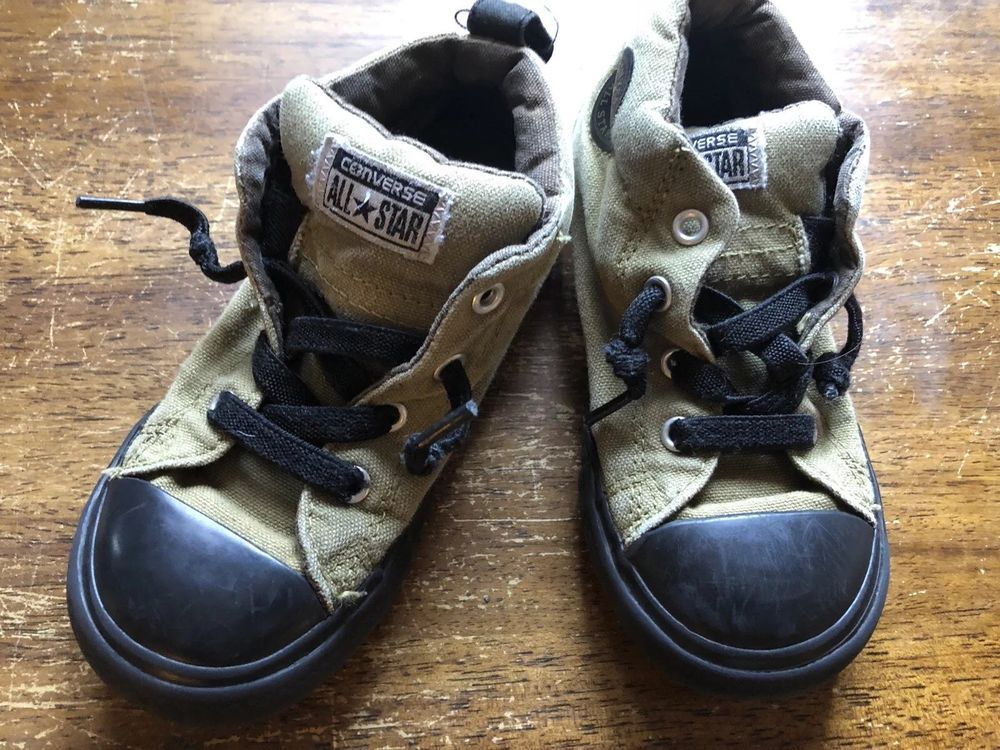 a17b4c6cc27e Converse Size Toddler 10 Used  fashion  clothing  shoes  accessories   babytoddlerclothing  babyshoes (ebay link)