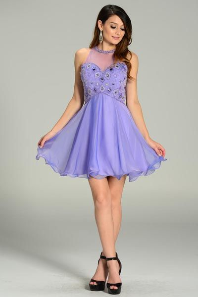 Soft Net Cocktail Dress Featuring a Sweetheart, Strapless