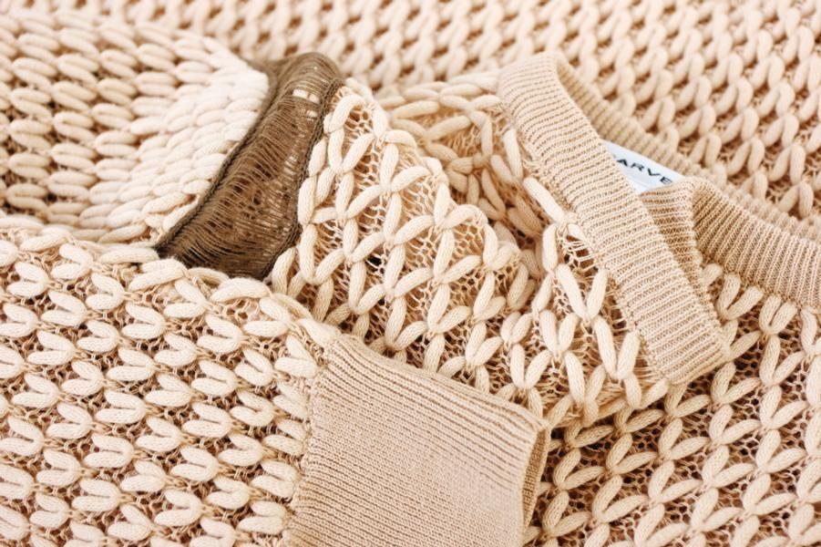 CARVEN   Punto ropa   Pinterest   Puntos, Textura y Tejido