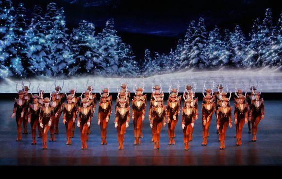 2021 Rockettes Christmas Schedule