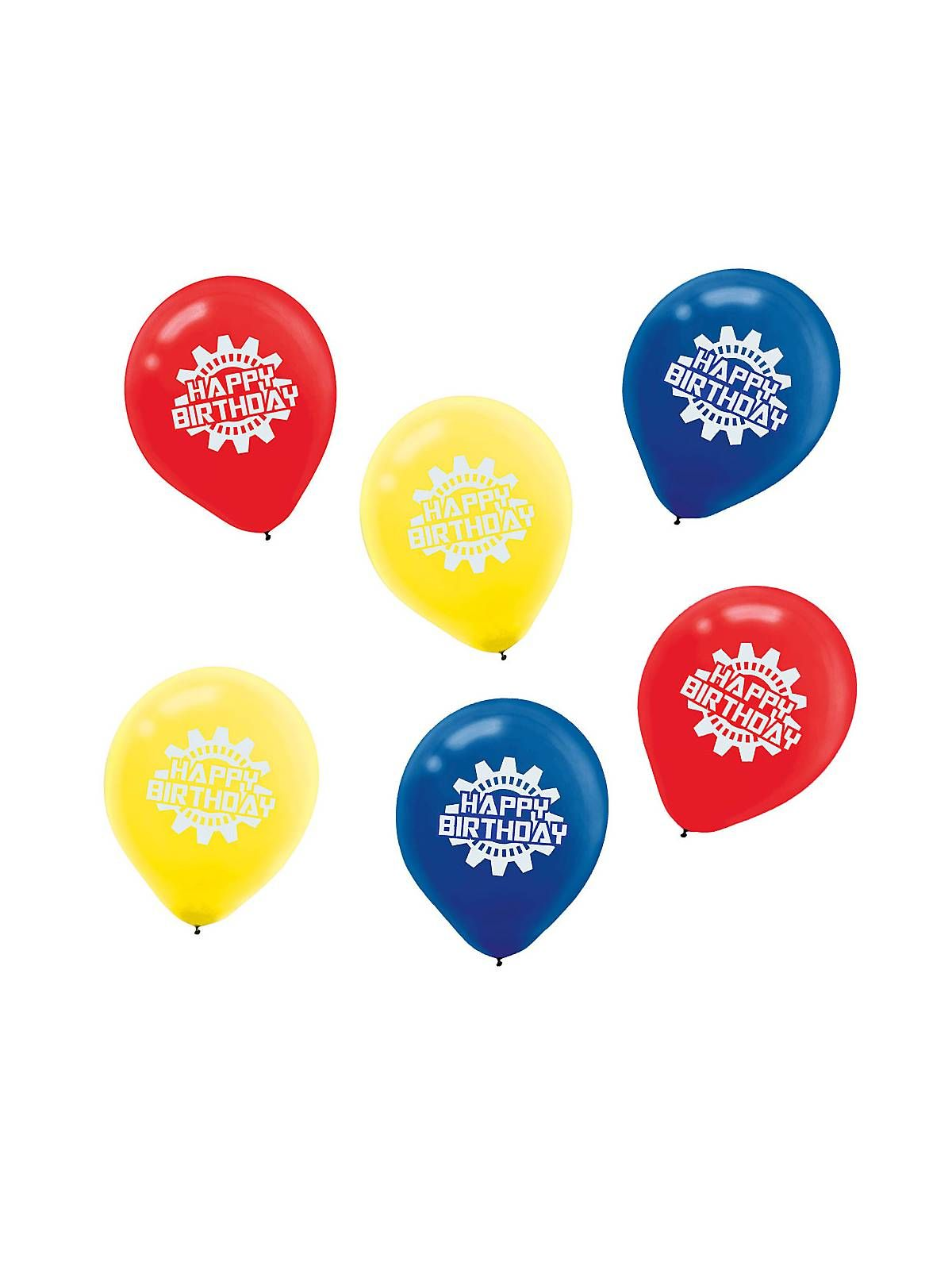 """Transformers 12"""" Latex Balloons 