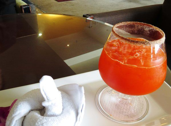 Berjaya Kool .. their yummy signature drink