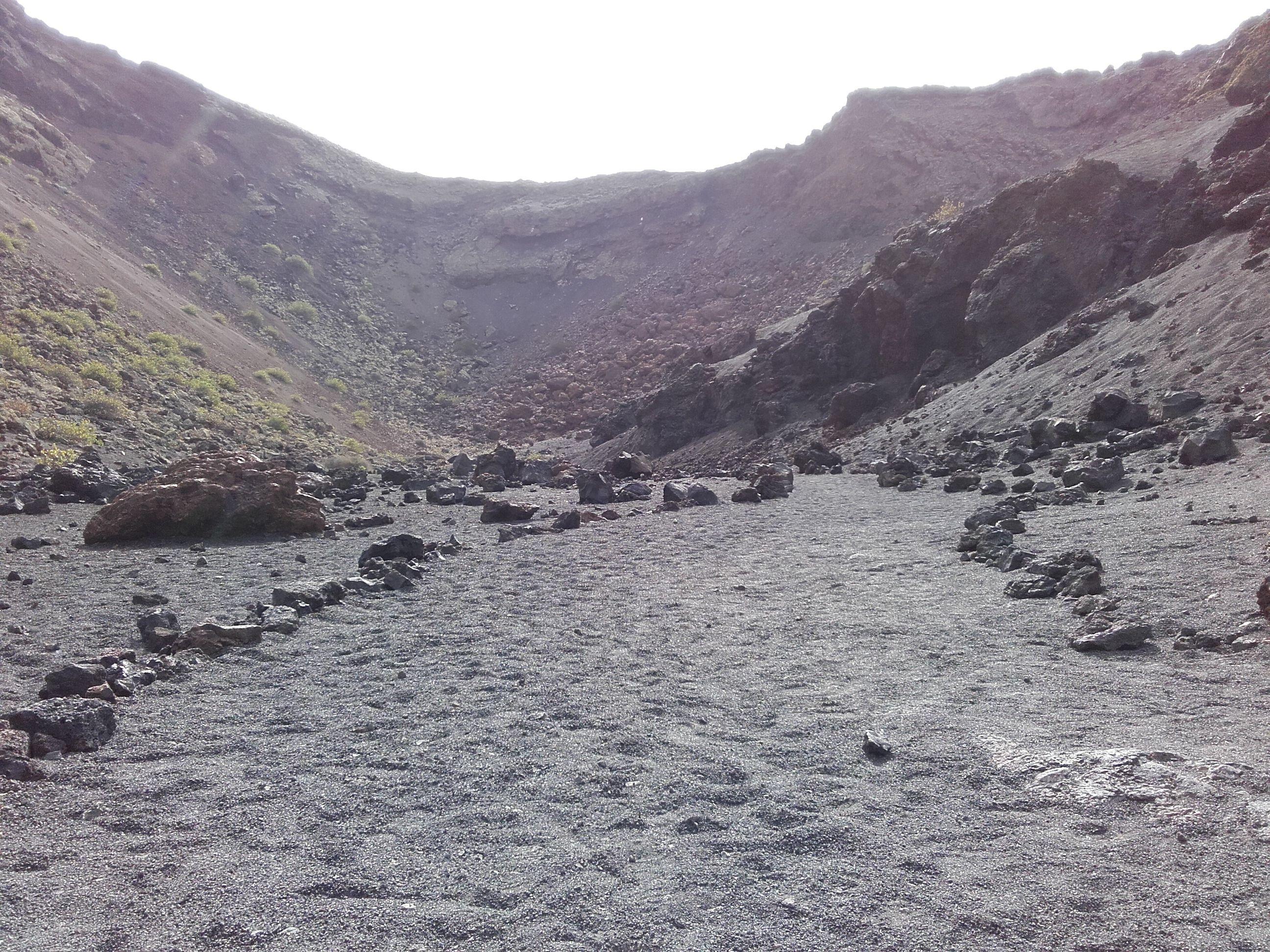 Volcan El Cuervo Descubre Lanzarote Volcanes Isla De Lanzarote Ruta De Senderismo