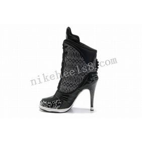 sports shoes a7aa0 9cb5f Nike Air Jordan 23 High Heels For Womens Black White 93.99 Save 77% off