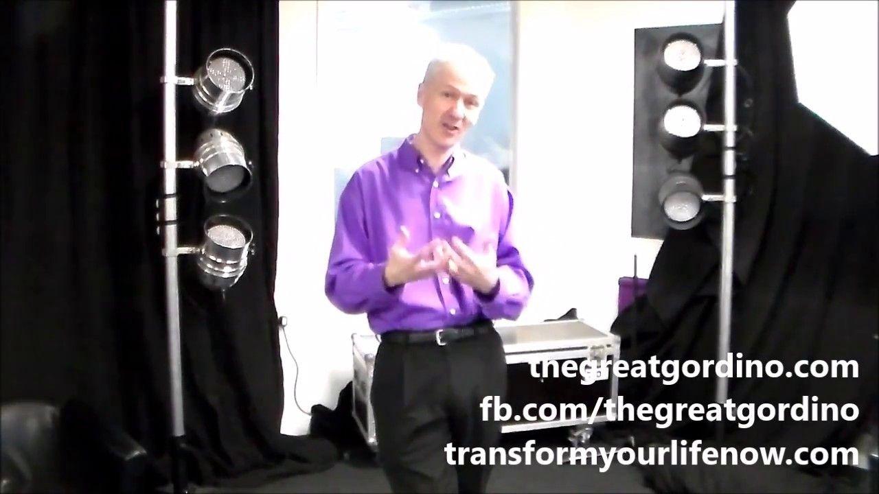Gordon Bryan - Transform Your Life Now Coaching!