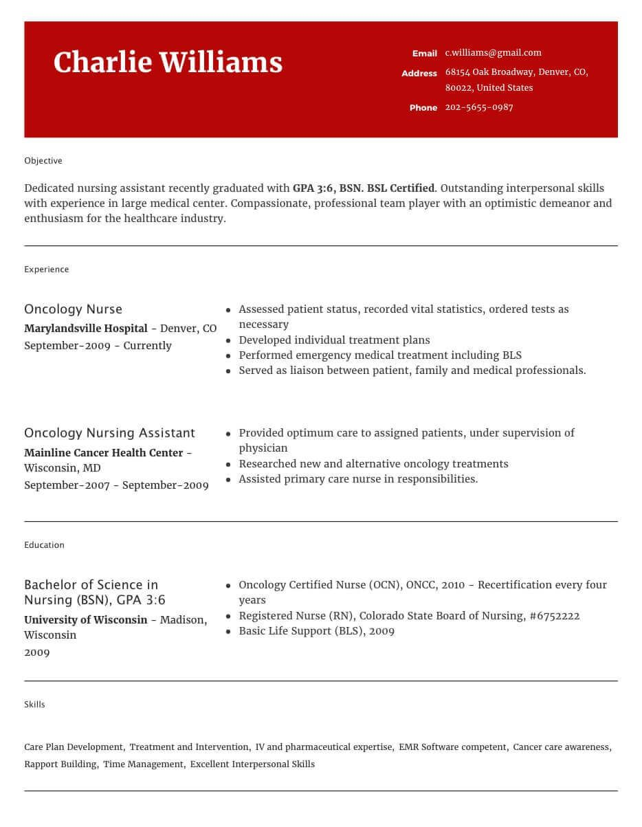 CV Maker ResumeCoach (With images) Online resume
