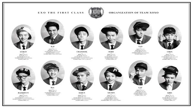 Image result for exo 으르렁 앨범