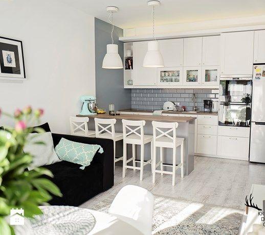 Ile Kosztuje Wykonczenie Kuchni Otwartej Na Salon O Lacznej Powierzchni 30m2 Home Decor Home Interior
