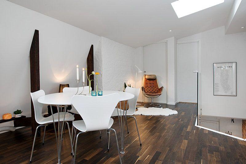 R Diseño Blog. 8 trucos para decorar una casa con suelo oscuro ...