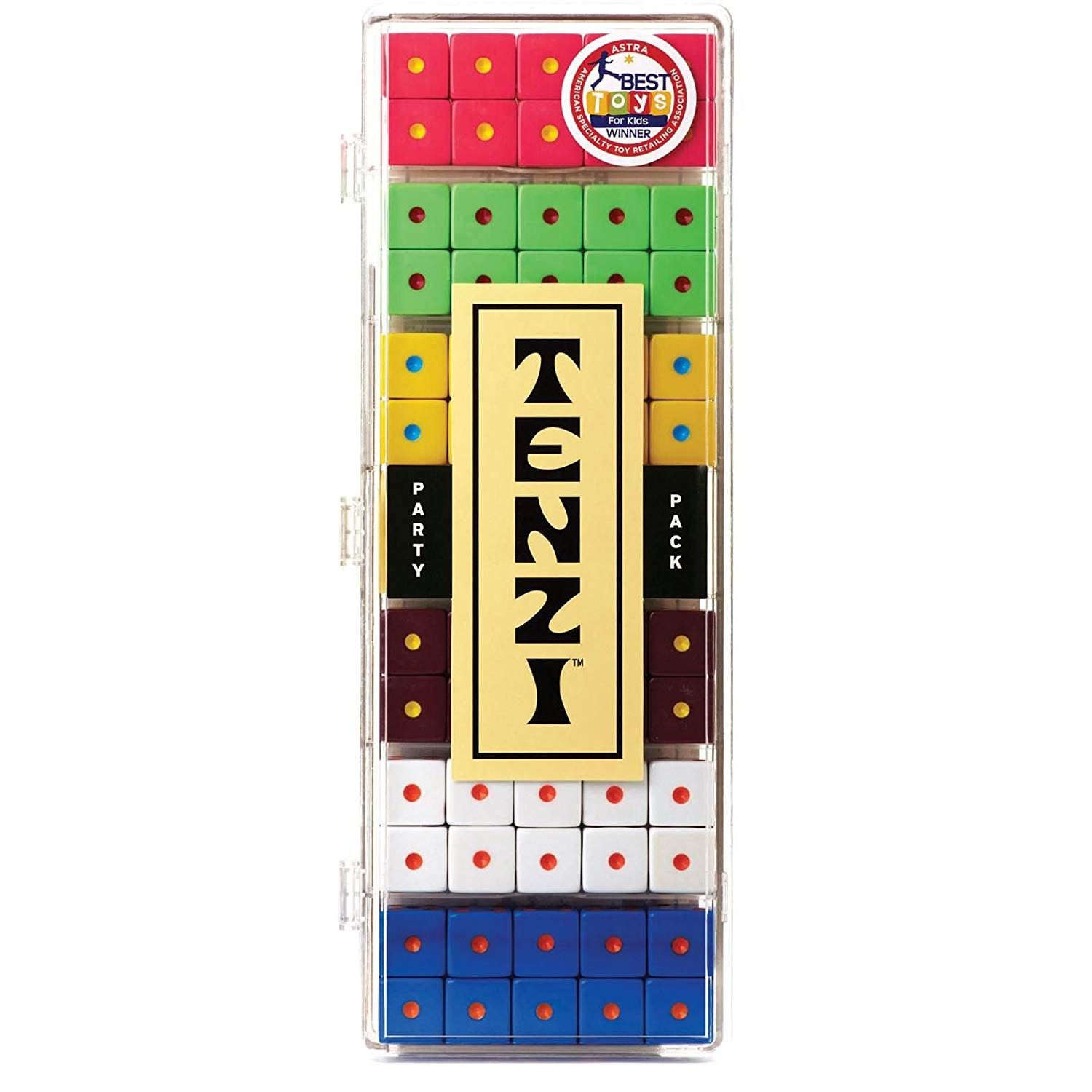 Practice Finding Measures Of Central Tendency By Playing Tenzi Games Dice Games Party Packs