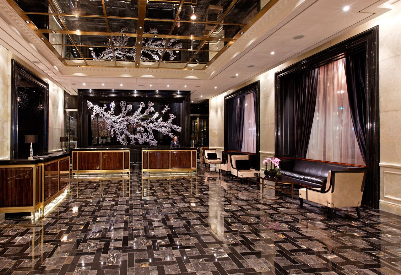 A Warm And Fabulous Welcome To Toronto Trump Hotel Luxury Restaurant Hotel Lobby Most Luxurious Hotels