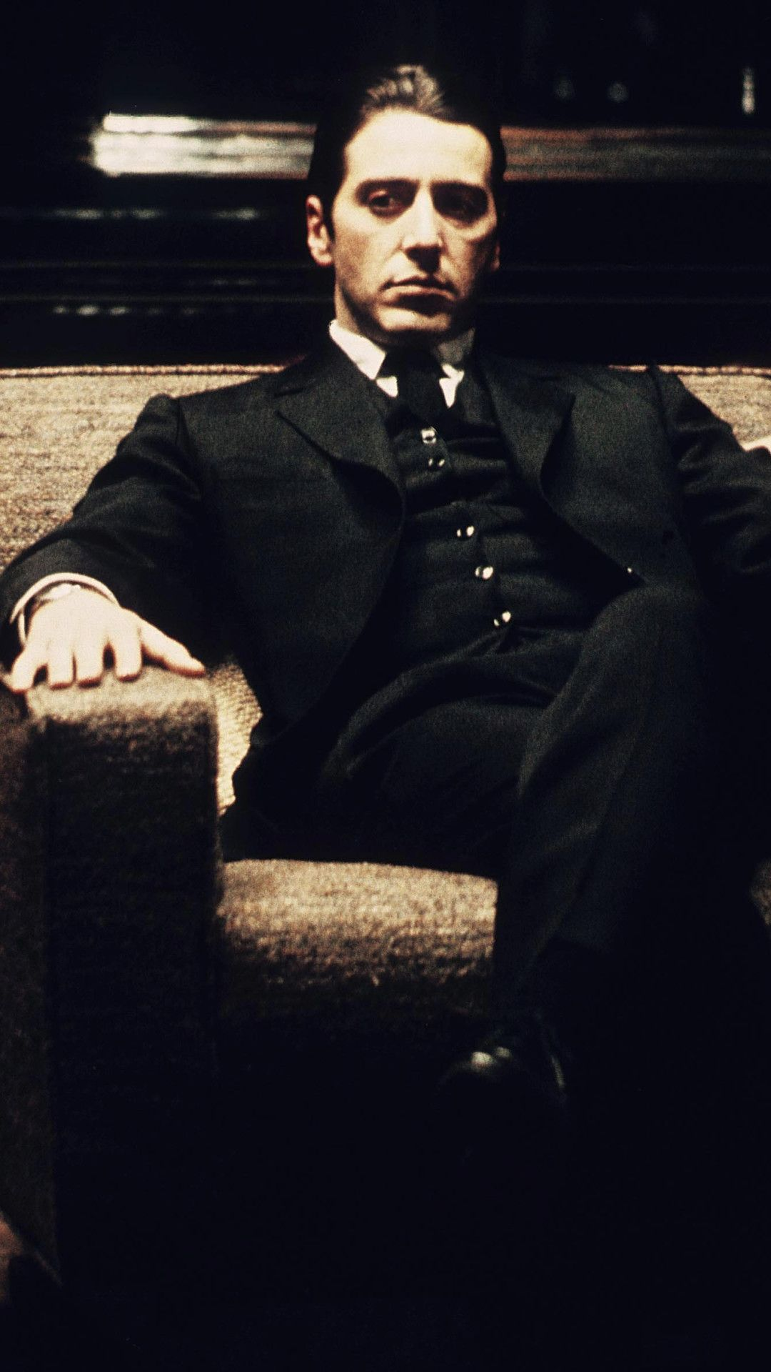 61 The Godfather Wallpapers on WallpaperPlay in 2020 The