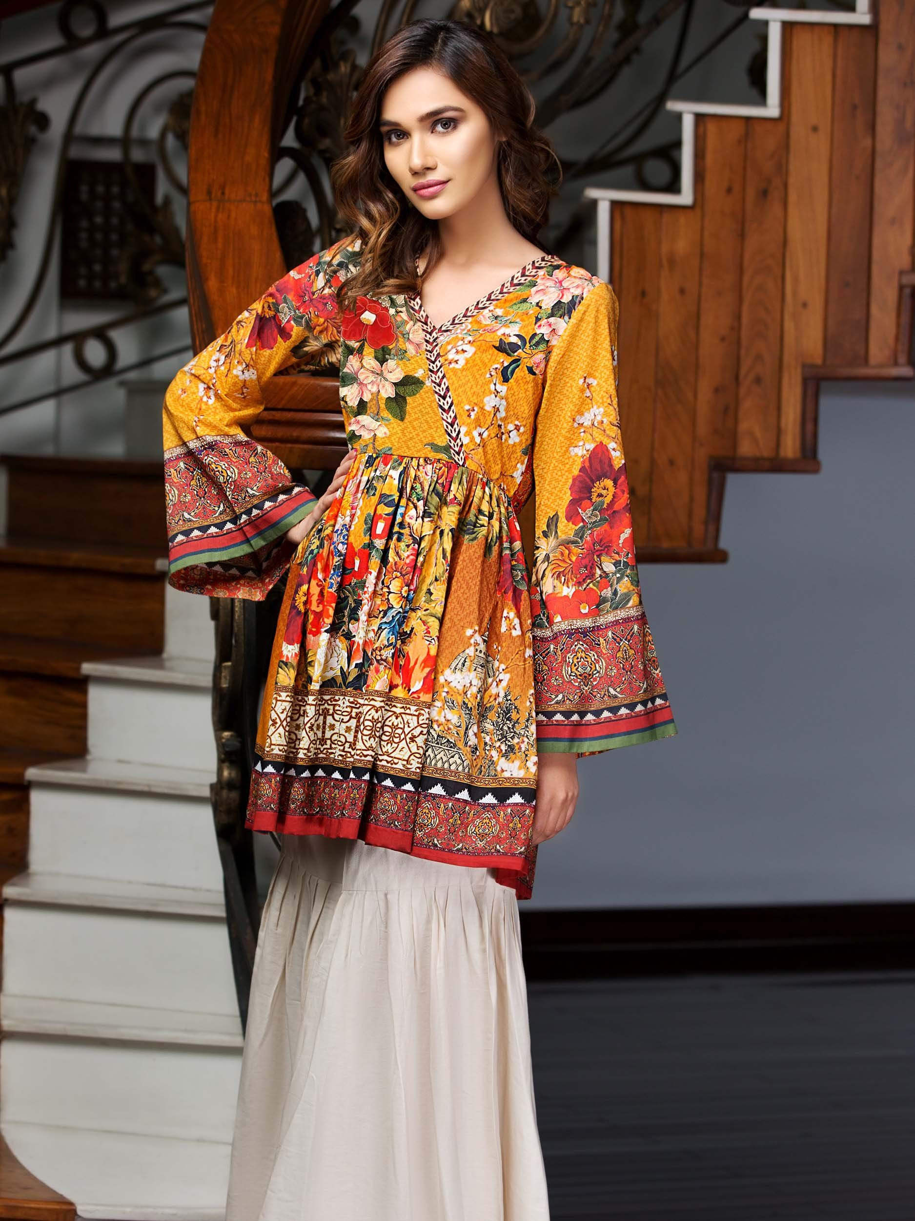 e1bc7ed432 LimeLight Designer Summer Collection 2018 | Desi Fashion (casual) in ...