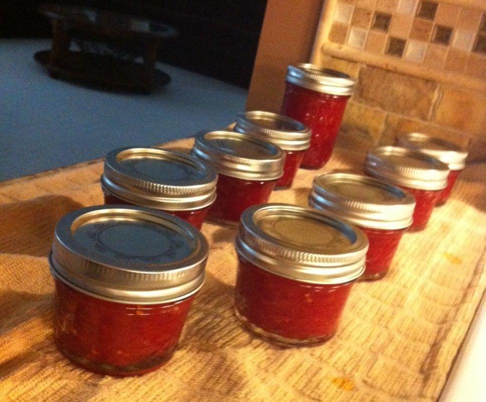 Doce de tomate recipe